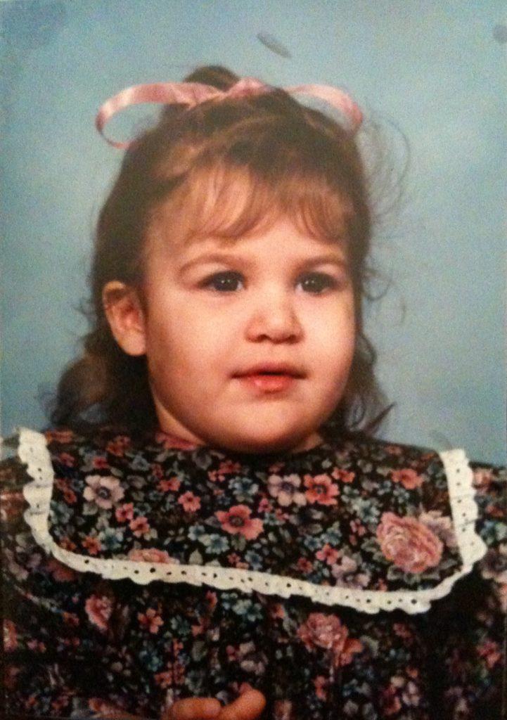Me, Circa 1993